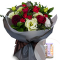 하모니아꽃다발+사탕