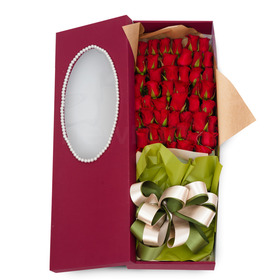 백송이 꽃박스