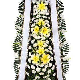 장례식 근조화환 3단 고급형